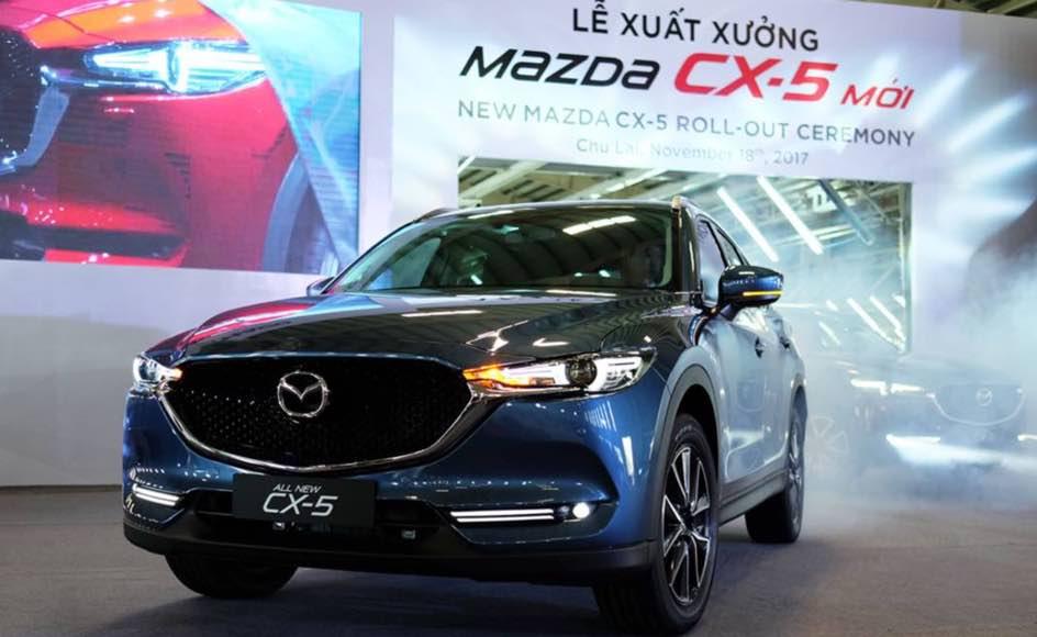 10 mau xe an khach nhat thi truong Viet Nam thang 5/2018: Ford EcoSport mon men tro lai hinh anh 4