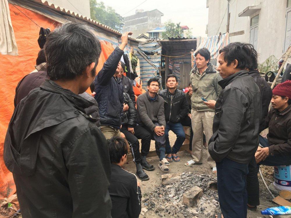 37 cong nhan bi chu thau bo roi o Ha Long: 'Chu thau tung qua lam lieu...' hinh anh 1