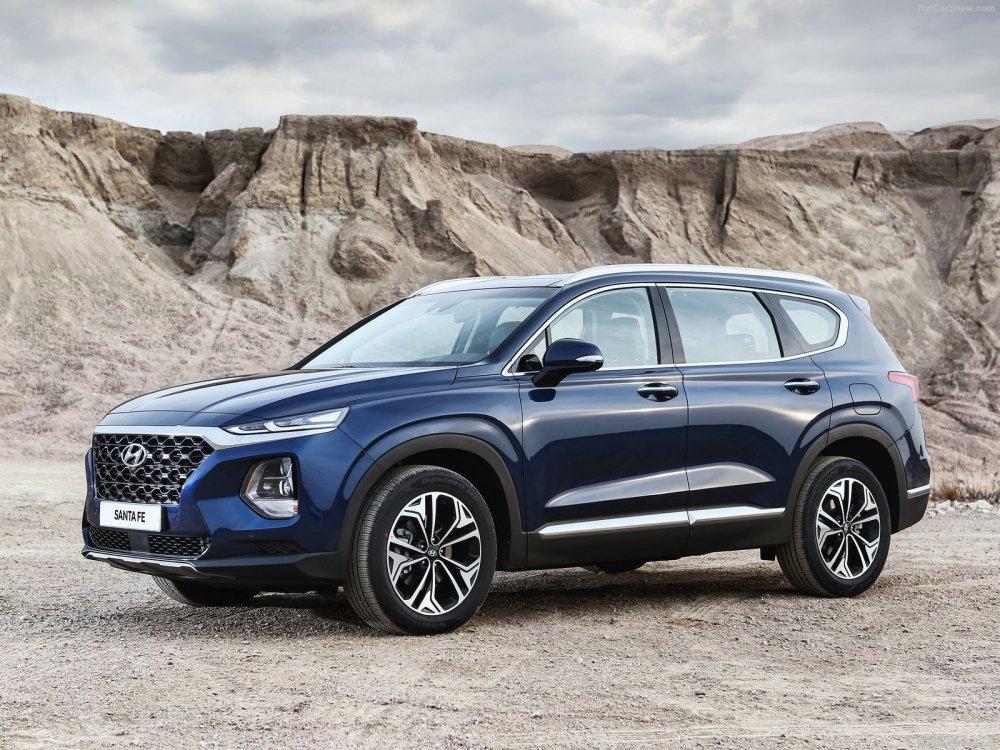 Hyundai ra mat o to Santa Fe 2019, gia re bat ngo chi 592 trieu dong hinh anh 8