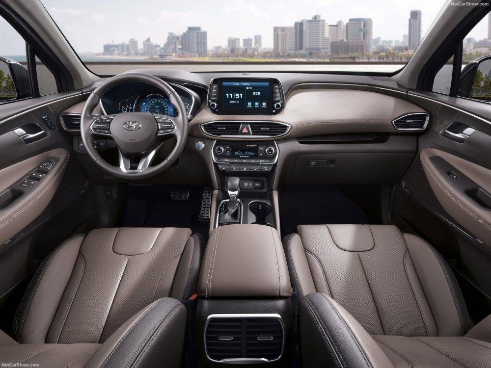 Hyundai ra mat o to Santa Fe 2019, gia re bat ngo chi 592 trieu dong hinh anh 4