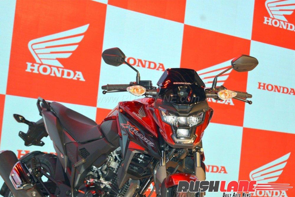 Honda X-Blade 160 chinh thuc ra mat, gia cuc re chi 28 trieu dong hinh anh 2