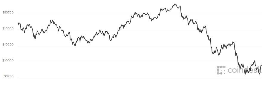 Gia Bitcoin hom nay 24/2: Vuc day kho khan, vuot nguong 10.000 USD hinh anh 1