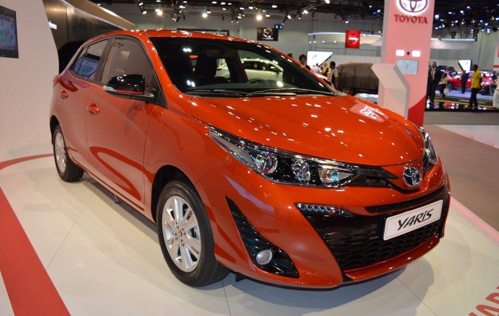 Toyota Yaris chinh thuc ra mat voi gia chi 230 trieu dong hinh anh 3