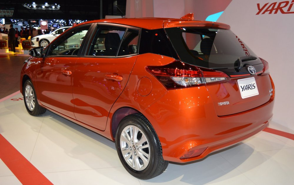 Toyota Yaris chinh thuc ra mat voi gia chi 230 trieu dong hinh anh 4