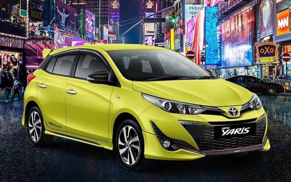 Toyota Yaris chinh thuc ra mat voi gia chi 230 trieu dong hinh anh 1