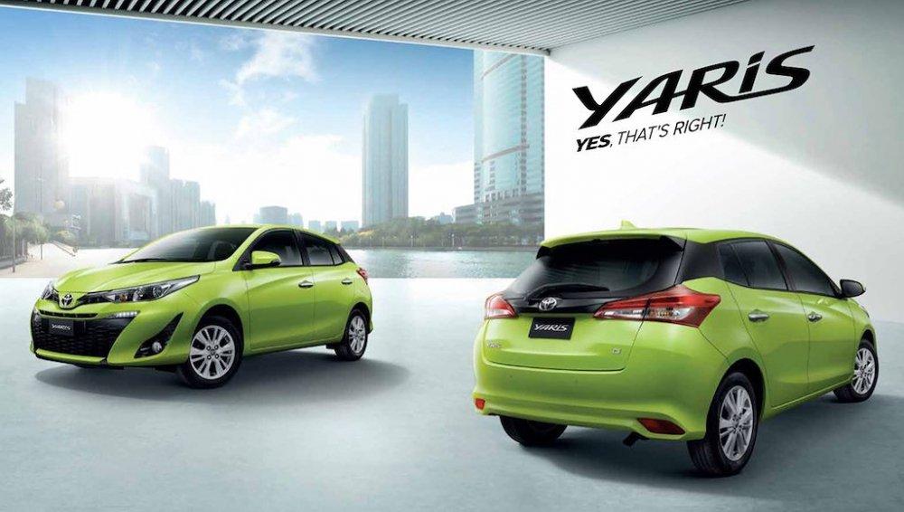 Toyota Yaris chinh thuc ra mat voi gia chi 230 trieu dong hinh anh 2
