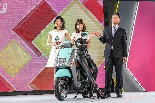 Mau xe tay ga danh rieng cho nu Yamaha New Cuxi 2018 ra mat voi gia chi 23,6 trieu dong hinh anh 8