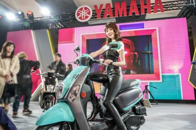 Mau xe tay ga danh rieng cho nu Yamaha New Cuxi 2018 ra mat voi gia chi 23,6 trieu dong hinh anh 9