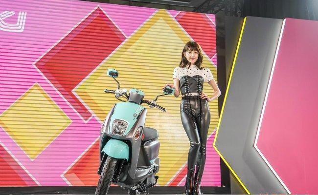 Mau xe tay ga danh rieng cho nu Yamaha New Cuxi 2018 ra mat voi gia chi 23,6 trieu dong hinh anh 3