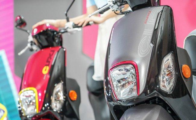 Mau xe tay ga danh rieng cho nu Yamaha New Cuxi 2018 ra mat voi gia chi 23,6 trieu dong hinh anh 4