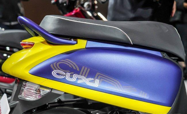 Mau xe tay ga danh rieng cho nu Yamaha New Cuxi 2018 ra mat voi gia chi 23,6 trieu dong hinh anh 5