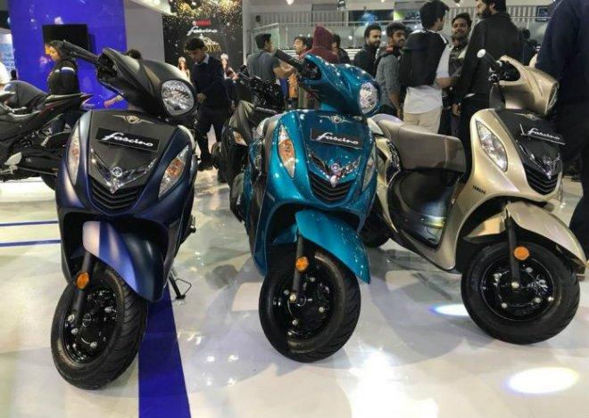 Yamaha cong bo gia ban xe tay ga Fascino 2018 chi 19 trieu dong hinh anh 1