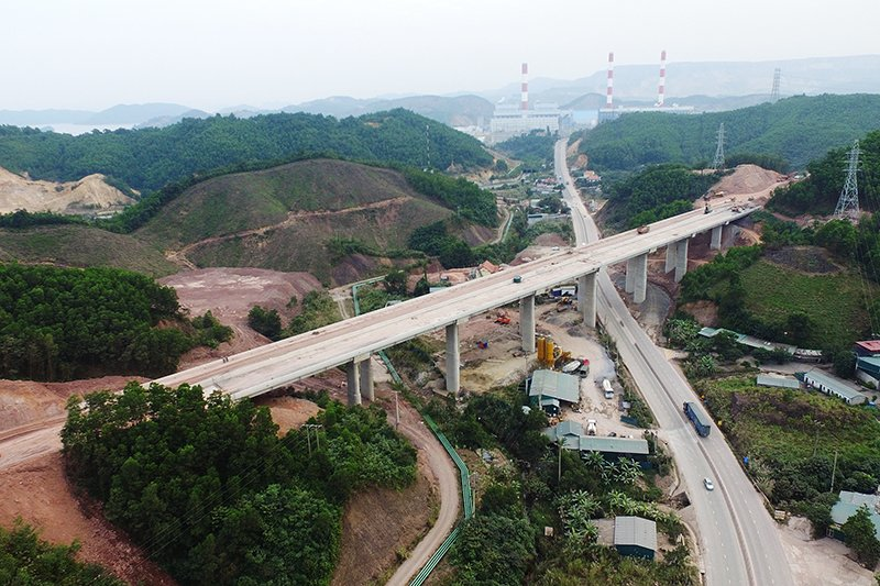 Bo KH&DT yeu cau Quang Ninh ra soat lai du an cao toc Van Don - Mong Cai hinh anh 1