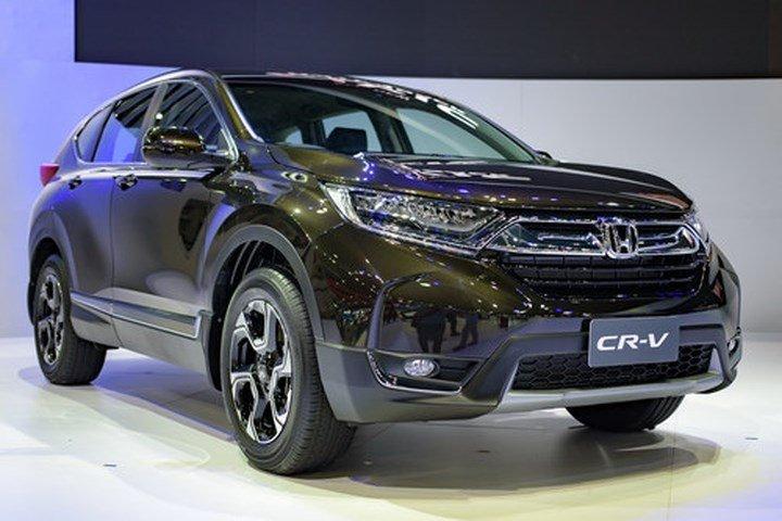 Dai ly Honda nhan dat coc mau CR-V va Jazz: Nguoi tieu dung can trong hinh anh 1
