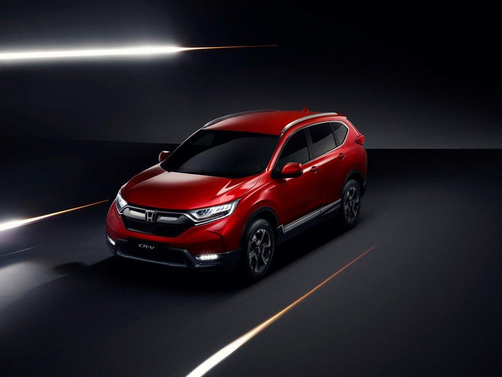 Honda gioi thieu CR-V 2018 su dung cong nghe hybrid hinh anh 2