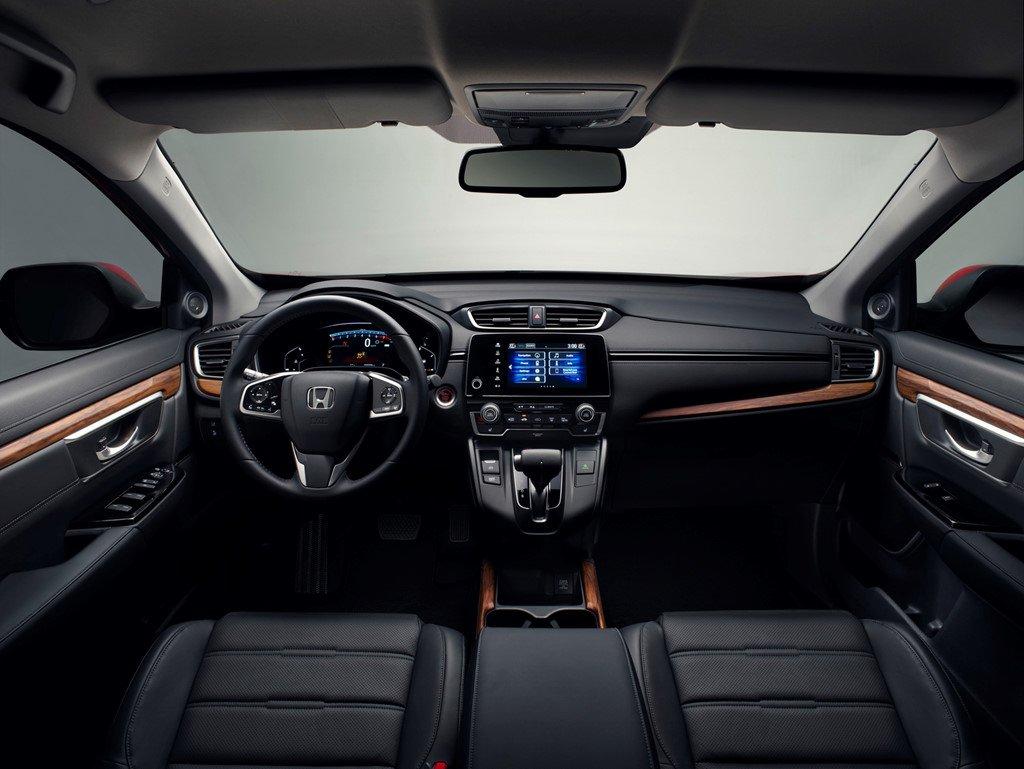 Honda gioi thieu CR-V 2018 su dung cong nghe hybrid hinh anh 4