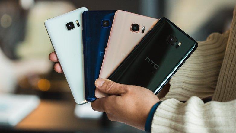 Dien thoai HTC U Ultra 'chay hang', gia cho den tang 2 trieu dong/may hinh anh 1