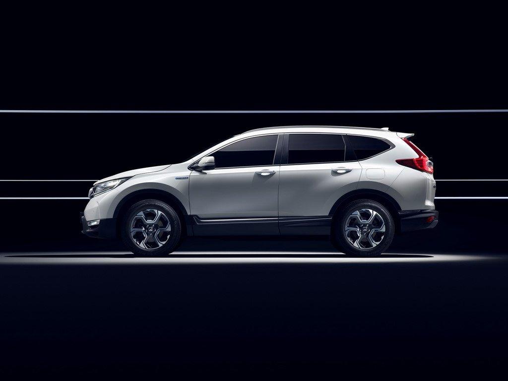Honda gioi thieu CR-V 2018 su dung cong nghe hybrid hinh anh 5