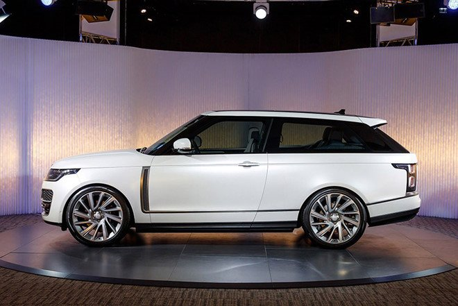 Can canh mau Range Rover SV Coupe cuc dat chi danh cho dai gia hinh anh 2