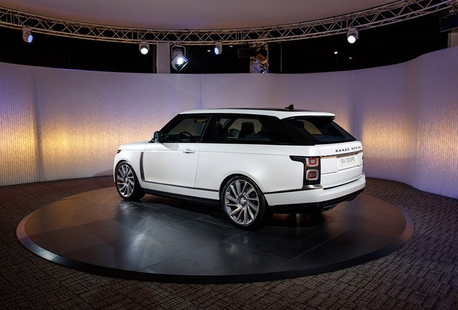 Can canh mau Range Rover SV Coupe cuc dat chi danh cho dai gia hinh anh 3