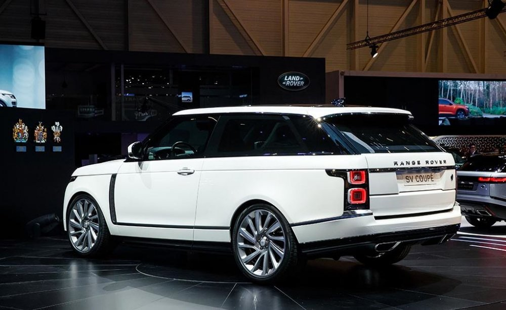 Can canh mau Range Rover SV Coupe cuc dat chi danh cho dai gia hinh anh 6