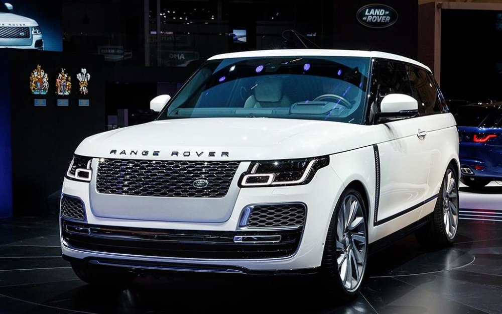 Can canh mau Range Rover SV Coupe cuc dat chi danh cho dai gia hinh anh 1