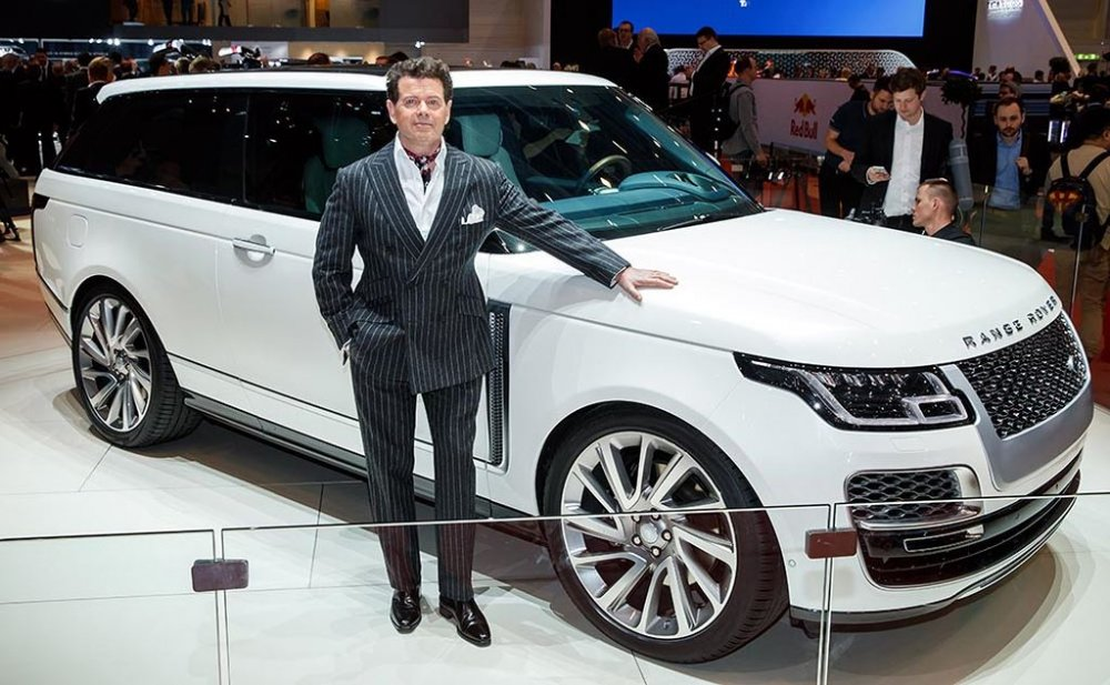 Can canh mau Range Rover SV Coupe cuc dat chi danh cho dai gia hinh anh 4