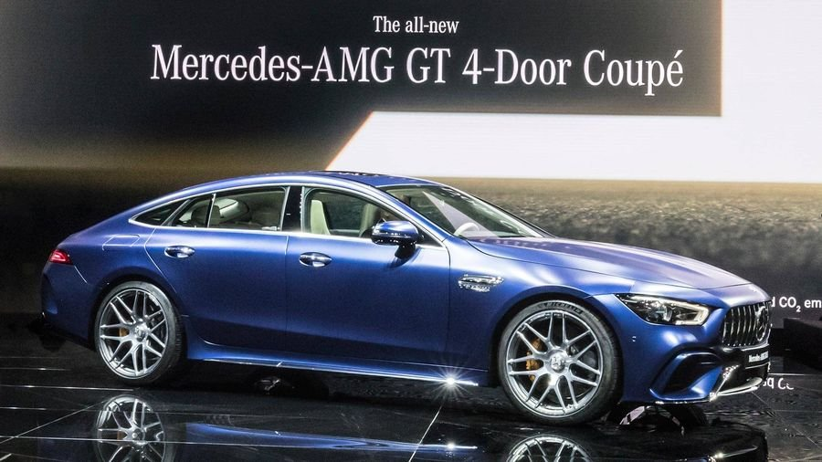 Chiem nguong ve dep kho cuong cua Mercedes-Benz AMG GT 4-Door Coupe 2019 hinh anh 5