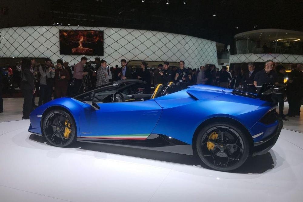 Lamborghini Huracan Performante Spyder 'sieu dep, sieu sang' ra mat, gia ban 6,2 ty dong hinh anh 2