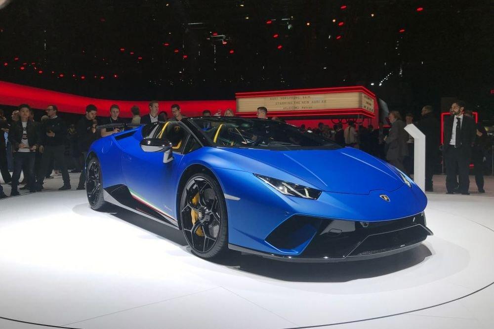 Lamborghini Huracan Performante Spyder 'sieu dep, sieu sang' ra mat, gia ban 6,2 ty dong hinh anh 1