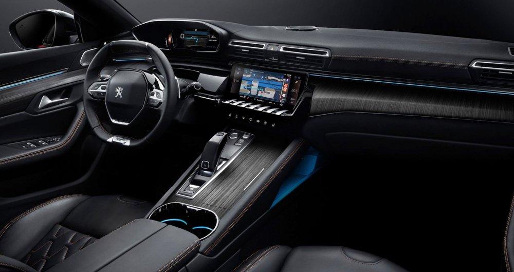 Can canh Peugeot 508 2019, gia ban van con bi an hinh anh 3