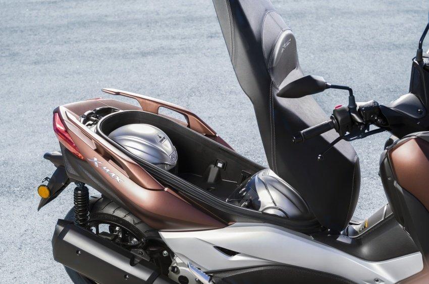 Can canh mau xe tay ga 'sieu chat' Yamaha XMax 2508, gia 130 trieu dong hinh anh 4