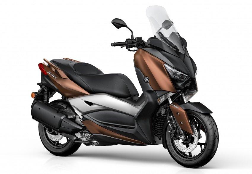 Can canh mau xe tay ga 'sieu chat' Yamaha XMax 2508, gia 130 trieu dong hinh anh 1