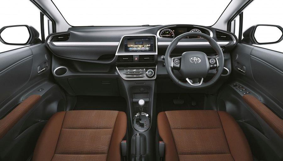 Toyota ra mat mau Sienta 2018, gia ban chi tu 566 trieu dong hinh anh 2