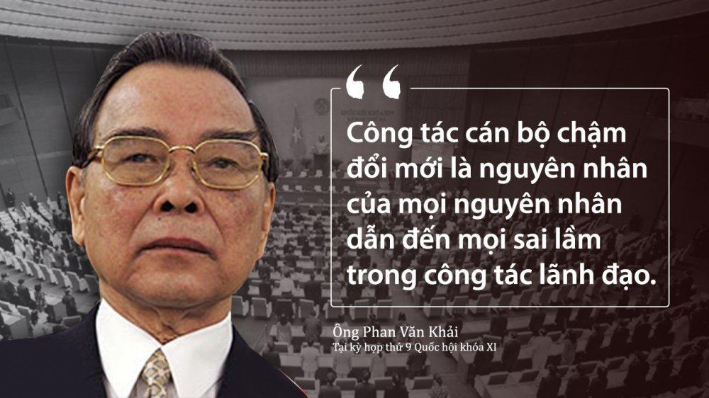 Nguyen Thu tuong Phan Van Khai va tam nhin chien luoc giup Viet Nam 'cat canh' hinh anh 2
