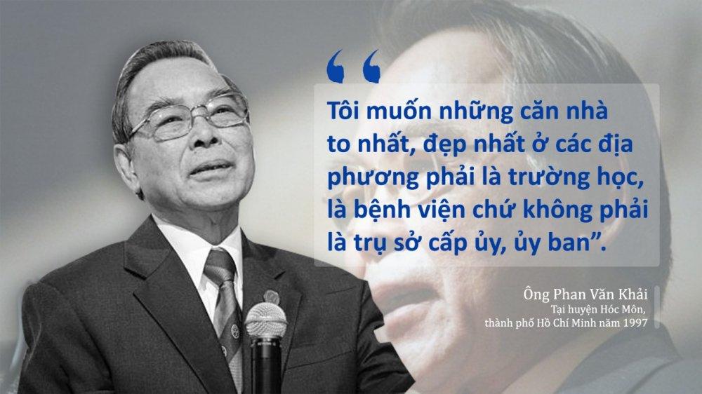 Nguyen Thu tuong Phan Van Khai va tam nhin chien luoc giup Viet Nam 'cat canh' hinh anh 3
