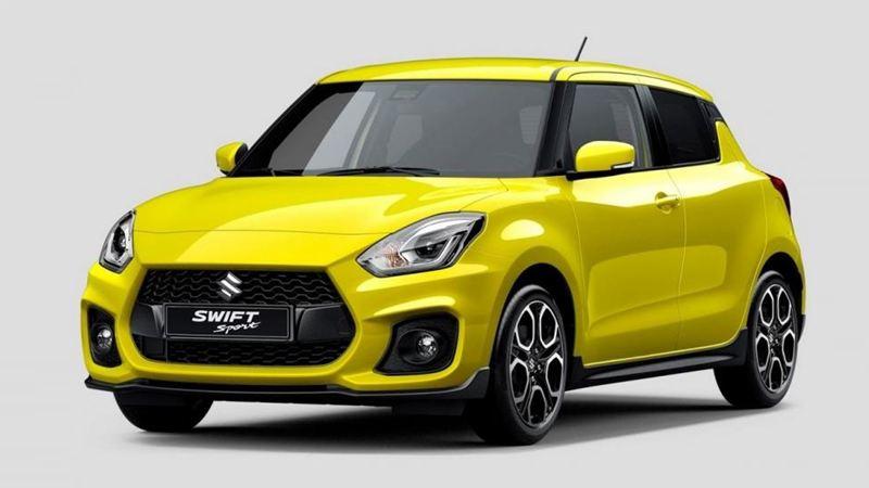 Suzuki Swift 2018 gia ban sieu re chi 157 trieu dong 'chay hang' o nhieu quoc gia chau A hinh anh 1
