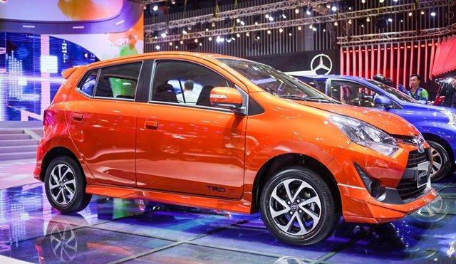 Toyota Wigo lo gia ban sieu re, chi 300 trieu dong va ban ra thang 6? hinh anh 1