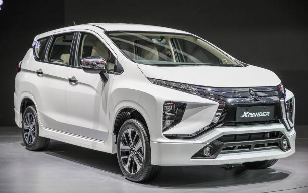 Mau MPV sieu re Mitsubishi Xpander chuan bi ve Viet Nam: Gia ban se khoang 400 trieu dong? hinh anh 1