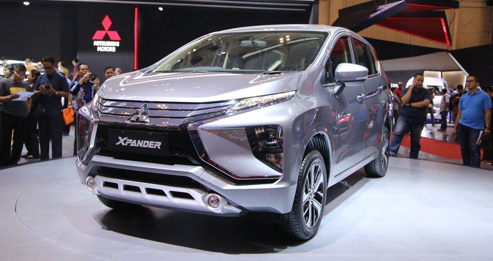 Mau MPV sieu re Mitsubishi Xpander chuan bi ve Viet Nam: Gia ban se khoang 400 trieu dong? hinh anh 2