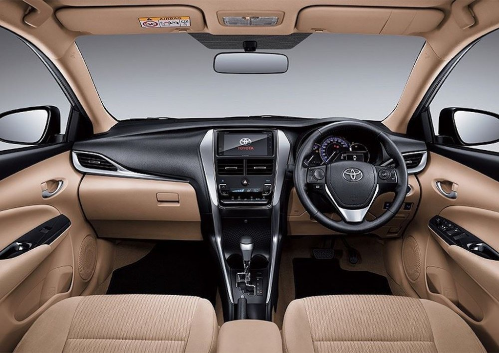 Toyota ra mát Vios thé hẹ mói, giá bán rẻ nhát tù 483 triẹu dòng hinh anh 2