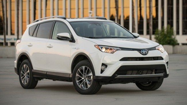 RAV4 - 'con át' chién luọc mói của Toyota, giá bán 1,4 tỷ dòng? hinh anh 3