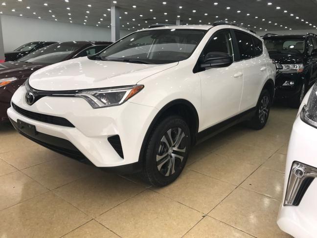 RAV4 - 'con át' chién luọc mói của Toyota, giá bán 1,4 tỷ dòng? hinh anh 1