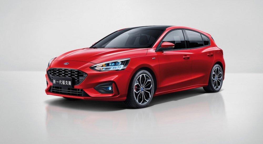 Ford Focus 2019 chính thúc duọc giói thiẹu, giá bán chỉ tù 350 triẹu dòng hinh anh 2