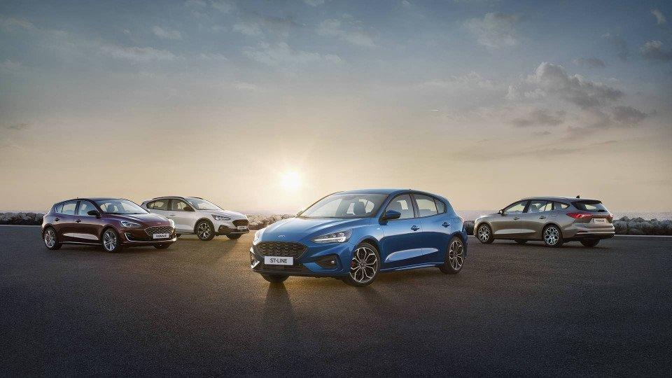 Ford Focus 2019 chính thúc duọc giói thiẹu, giá bán chỉ tù 350 triẹu dòng hinh anh 1