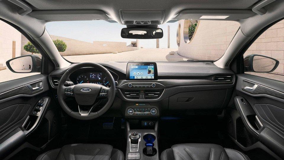Ford Focus 2019 chính thúc duọc giói thiẹu, giá bán chỉ tù 350 triẹu dòng hinh anh 3