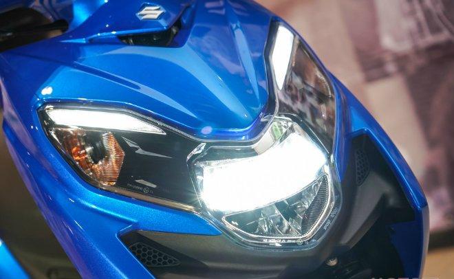 Suzuki gay sóc khi cong bó mãu xe tay ga Swish 125 giá chỉ 28 triẹu dòng hinh anh 2