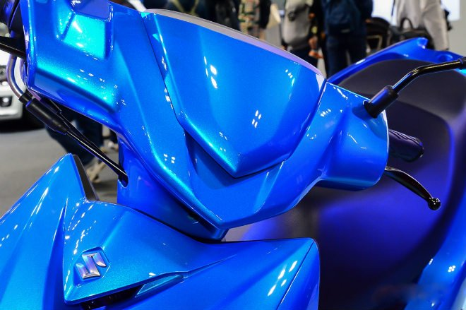 Suzuki gay sóc khi cong bó mãu xe tay ga Swish 125 giá chỉ 28 triẹu dòng hinh anh 3