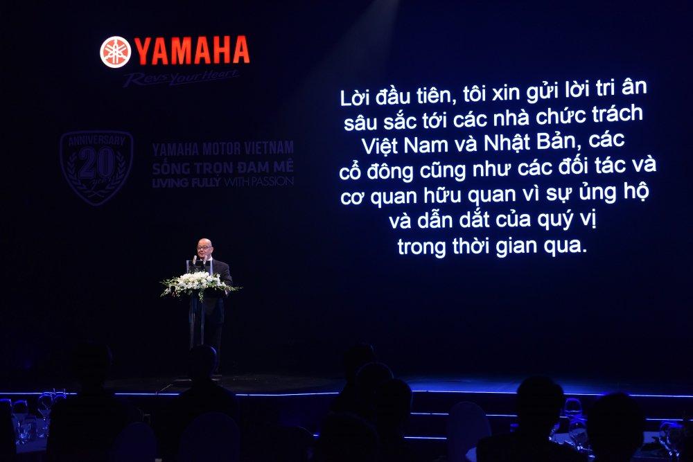 Ngám các mãu xe gán máy Yamaha suot chieu dai 20 nam tại Viẹt Nam hinh anh 8