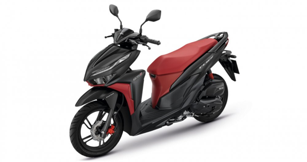 Honda ra mát Click 2018, giá 36,5 triẹu dòng vè Viẹt Nam dát gáp doi hinh anh 1